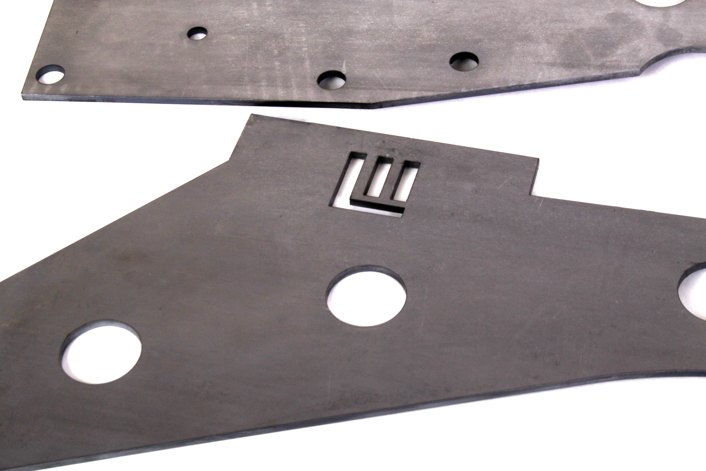 Front Frame Plating kit, Jeep XJ Cherokee