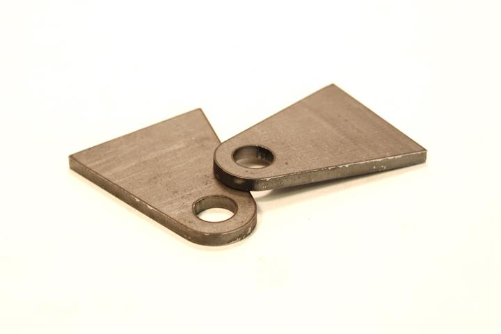 Liquid Iron Industries Standard Flat Shock Tab