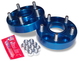 Wheel Spacers for Jeep 2007-Up JK Wrangler & Unlimited Spidertrax