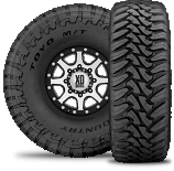 Toyo Open Country M/T Tire 285/70/17