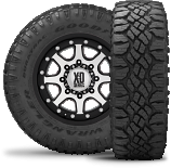 Goodyear Wrangler Duratrac Off Road Tire 285/70/17