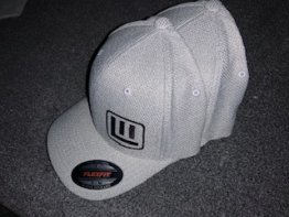 LII Gray Mesh Fitted