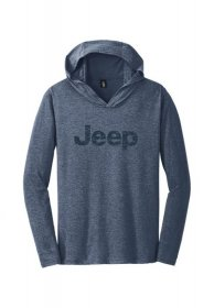 Jeep Men LONG SLEEVE HOODED T-SHIRT